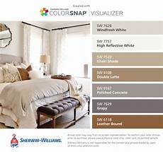 i found these colors with colorsnap 174 visualizer for iphone by sherwin williams windfresh white