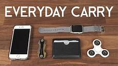 synergie edc everyday carry edc fidget spinner herschel wallet