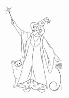 Zauberer Malvorlagen Pdf Menschen M 228 Rchenfiguren Fantasywesen Feen Elfen