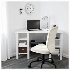 Brusali Corner Desk White Ikea In 2019 Ideas For The