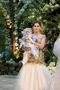 Inside The Extravagant Wedding Of And Alexandra Lenas