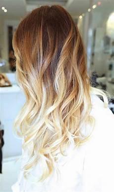 balayage blond je suis fan