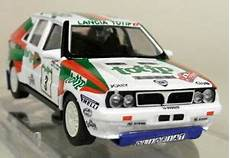 cing car integrale vitesse 1 43 scale 364 lancia delta hf integrale totip rally diecast model car ebay