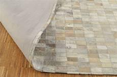 Kuhfell Teppich Patchwork - kuhfell teppich patchwork silber grau 203 x 149 cm