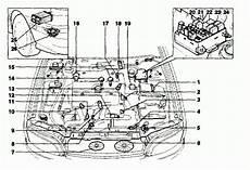 2000 volvo s80 engine diagram automotive parts diagram images