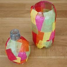 Bastelanleitung F 252 R Laterne Aus Plastikflaschen Eine