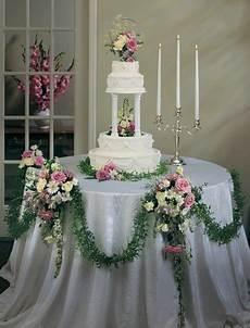 wedding cake table decoration easy diy flower tutorials