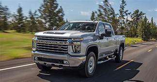 2020 Chevy Silverado 2500HD First Drive Teched Out For