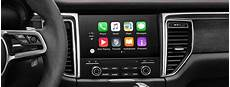 infiniti apple carplay many carplay vehicles debuting at los angeles auto show
