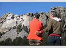 mount rushmore fourth of july
