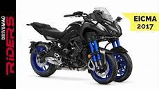 Yamaha Niken The Creature Plus Tenere 700 World Raid