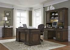 antique home office furniture amelia antique toffee jr executive home office set from