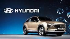 Neues E Auto Hyundai Suv Mit Brennstoffzelle Und 800