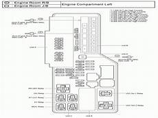 1993 Toyotum Camry Engine Fuse Box Diagram by Toyota Camry Wiring Diagram Repair Manuals Toyota Camry