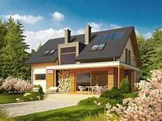 home design bungalow with attic home design