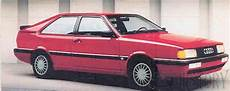 Audi Coupe B2 - audi audi coupe b2 1980 1988