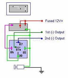 latching relay diagram wiring diagrams
