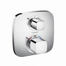 hansgrohe unterputz duscharmatur set thermostat ibox