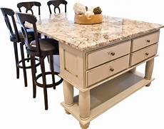 Kitchen Islands With Seating For 4 For Sale by Portable Kitchen Island With Seating For 4 In 2019