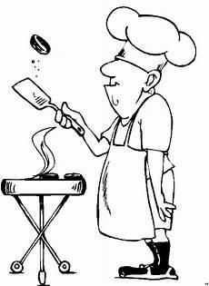 Malvorlagen Kostenlos Grillen Mann Beim Grillen 2 Ausmalbild Malvorlage Jahreszeiten