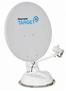Maxview Target 85cm Automatic Satellite Dish System