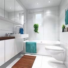 Easy Small Bathroom Design Ideas 5 Simple Interior Design For Surviving A Small
