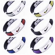 Kaload Silicone Bracelet Wristband Band by Nike Sport Baller Band Silicone Rubber Bracelet Wristband