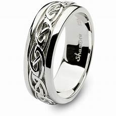 mens celtic wedding rings shm sd11