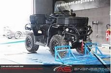reprogrammation moteur banc de puissance 4x4