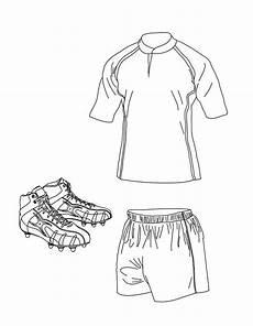 Fussball Trikots Ausmalbilder Desenho De Uniforme De Rugby Para Colorir Tudodesenhos