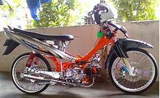 Modifikasi Jupiter Mx 2007 by Modifikasi Motor Jupiter Z 2007 Modifikasi Terbaru