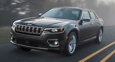 the all new 2019 jeep sedan is the brand s first non crossover carscoops