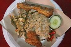Nasi Tiwul Ikan Kelong Lezatnya Makanan Tradisional Khas