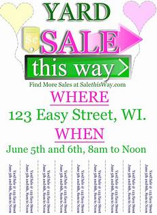 6 Free Office Templates Sletemplatess Free Yard Sale Flyer Pink 1 Png Drive Yard Sale