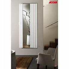 radiateur electrique inertie vertical radiateur 233 lectrique acova fassane miroir premium 1000w