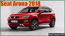 new seat arona 2018 suv review 2017 motor show