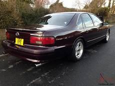 books about how cars work 1996 chevrolet caprice classic auto manual 1996 chevrolet impala ss lt1 350 v8 44k fsh lhd caprice camaro corvette engine