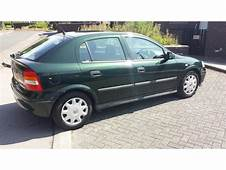 2000 Vauxhall Astra Photos Informations Articles