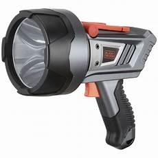 black decker 500 lumen led rechargeable spotlight lionledb walmart com