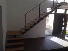 escalier 1 4 tournant avec palier limage ination