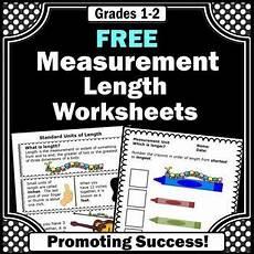 free printable measurement worksheets for grade 2007 free measuring length standard measurement worksheets 1st grade math review measurement