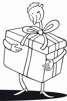 kostenlose malvorlage weihnachten kleiner junge mit