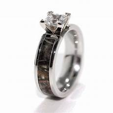 camouflage wedding rings camo wedding rings with real