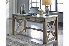 ashley furniture home office desks aldwin home office desk ashley furniture homestore