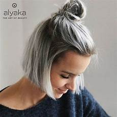 highlighting salt and pepper hair salt and pepper sterling silver 10 new hair color trends that guarantee to make a statement alyaka