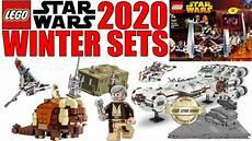 lego winter sets 2019 lego wars 2020 set rumors