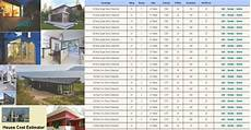 Kosten Hausbau Rechner - house construction cost calculator engineering feed