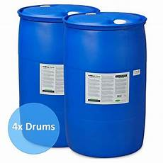 4x 200 litre drums of adblue solution buy from