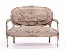 divanetti antichi divanetto in stile luigi xvi in legno dorato xix secolo