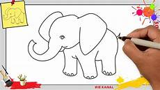 33 baby elefant malen besten bilder ausmalbilder
